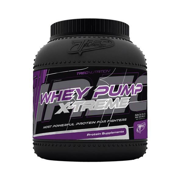 Комплексный протеин Trec Nutrition Whey Pump X-Treme (1,8 kg)