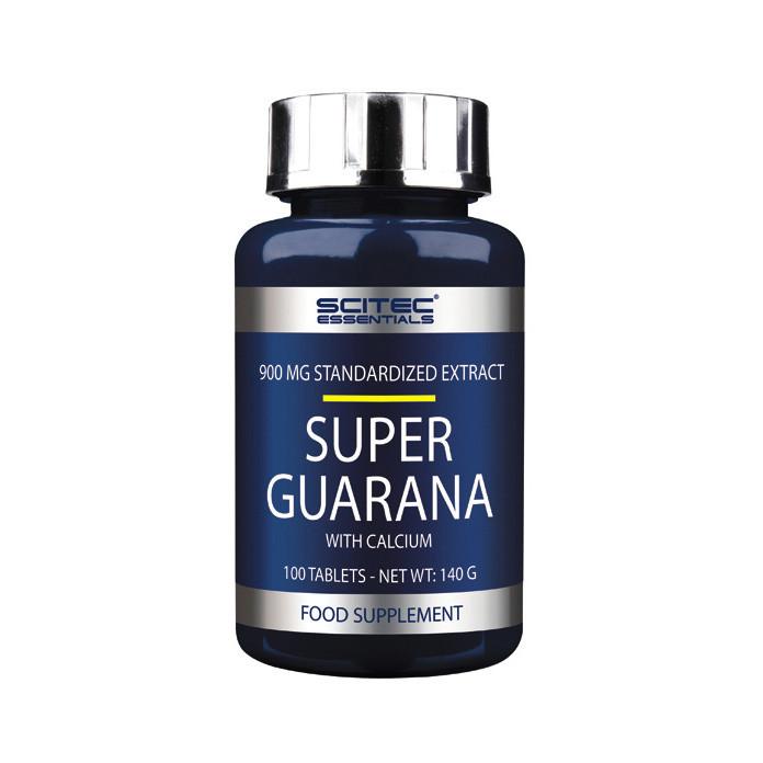 Гуарана Scitec Nutrition Super Guarana 100 tabs