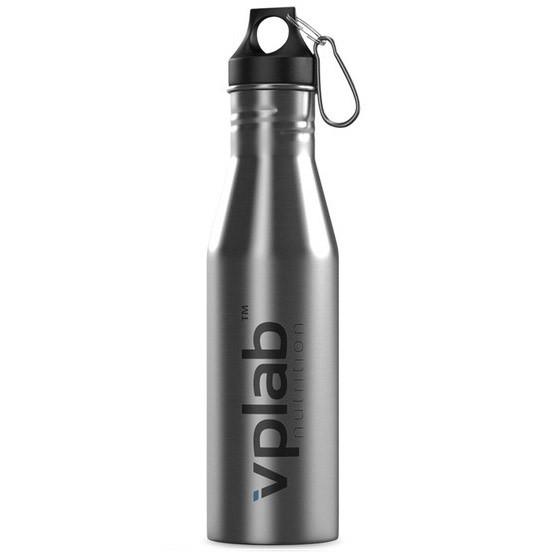 Бутылка для воды VP Lab Fitness bottle стальная 700 ml