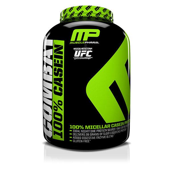 Казеин Muscle Pharm Combat 100% Casein 1,8 kg
