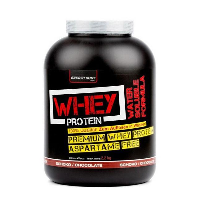 Energybody Systems Whey Protein (2,2 kg)