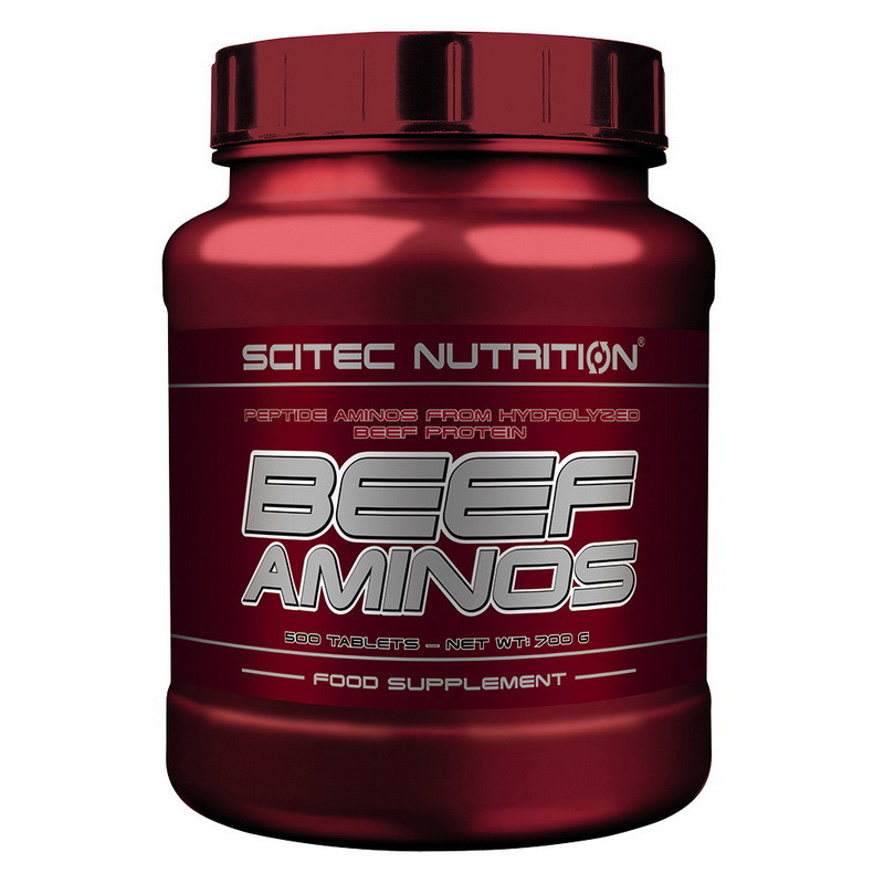 Scitec Nutrition Beef Aminos (500 tabs)