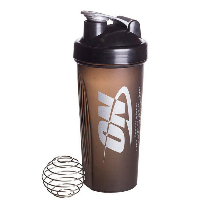 Шейкер Optimum Nutrition Shaker with metal ball 600 ml