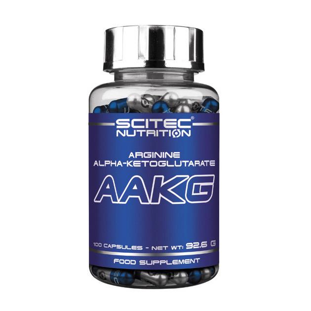 Aргинин Scitec Nutrition AAKG 100 caps