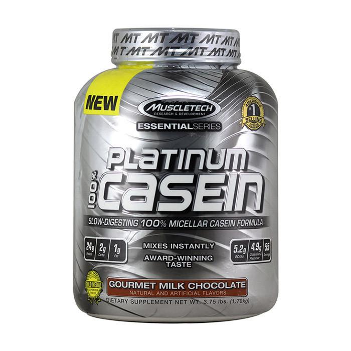 Muscletech Platinum 100% Casein (1,64-1,7 kg)
