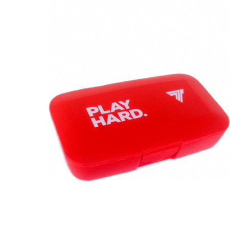 Органайзер для таблеток (таблетница) TREC nutrition Pillbox Play Hard