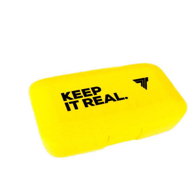 Органайзер для таблеток (таблетница) TREC nutrition Pillbox Keep It Real