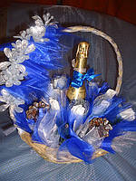 """Букет из конфет""""Новогодняя сказка"""", фото 1"""