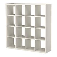 """IKEA """"КАЛЛАКС""""  Стеллаж, белый"""