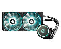 Система водяного охлаждения ID-Cooling Auraflow X 240, Intel: 2066/2011/1366/1151/1150/1155/1156, AMD: TR4/AM4/FM2+/FM2/FM1/AM3+/AM3/AM2+/AM2,