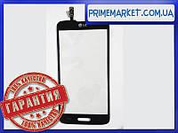 LG Optimus L90 D405 / D415 Тачскрин Сенсор / Черный / Белый