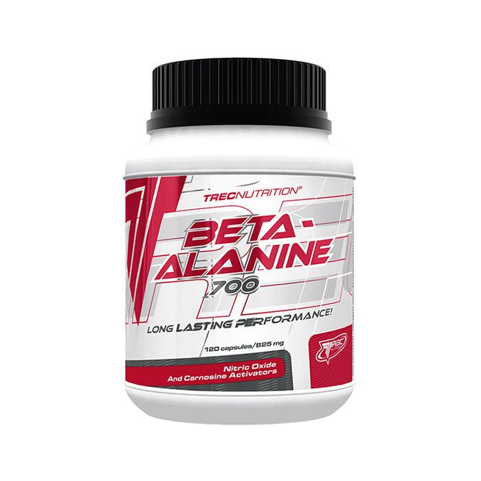 Бета Аланин TREC nutrition Beta-Alanine 700 120 caps