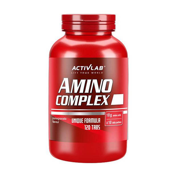 Аминокислотный комплекс Activlab Amino Complex (120 tabs)