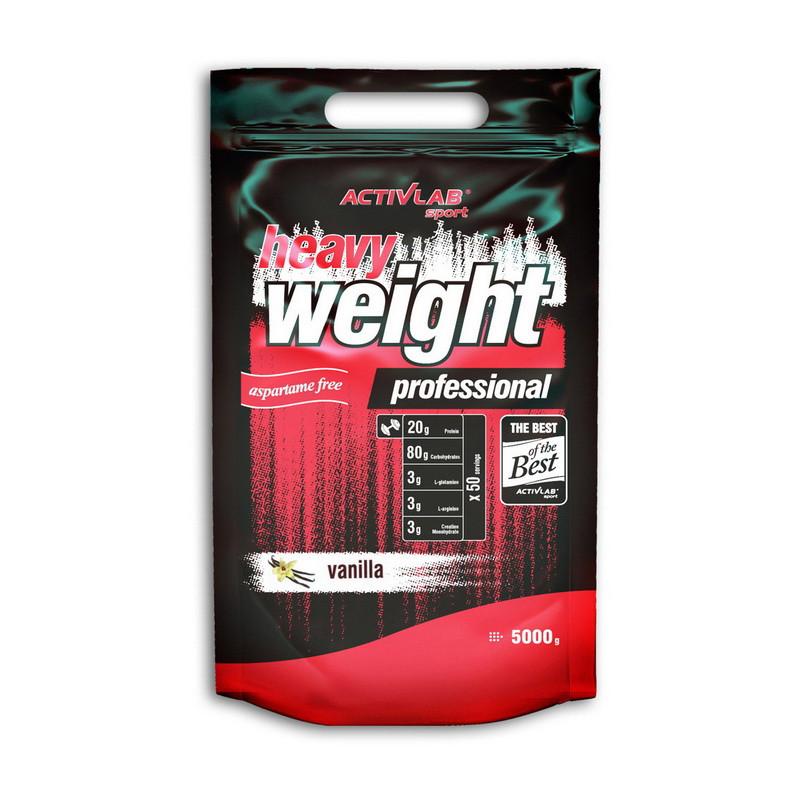 Гейнер Activlab Heavy Weight Professional 5 kg