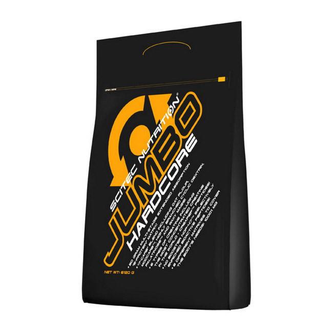 Гейнер Scitec Nutrition Jumbo Hardcore 6,12 kg