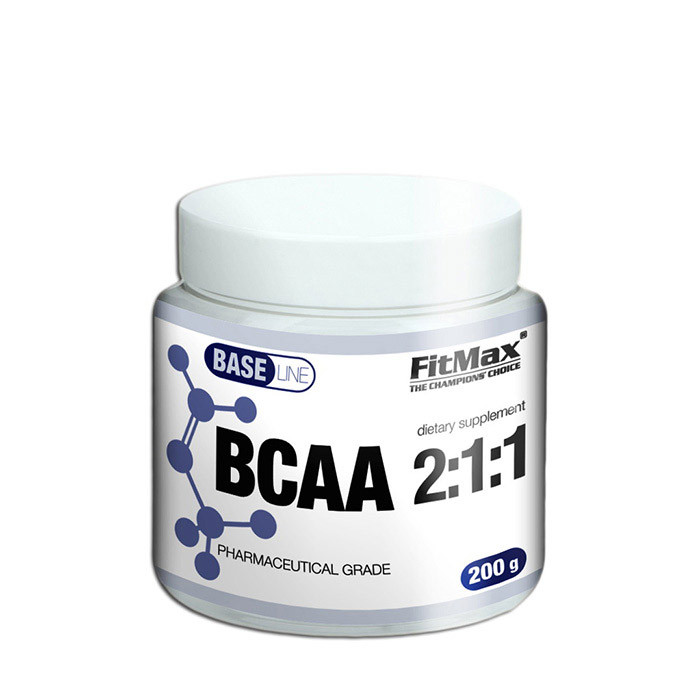 FitMax BCAA 2:1:1 (200 g)