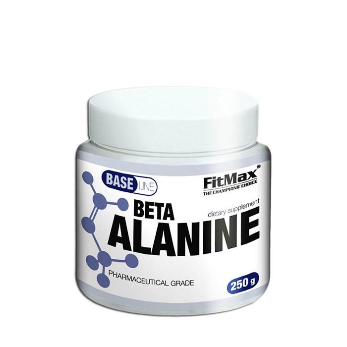 Бета Аланин FitMax Beta Alanine 250 g натуральный вкус