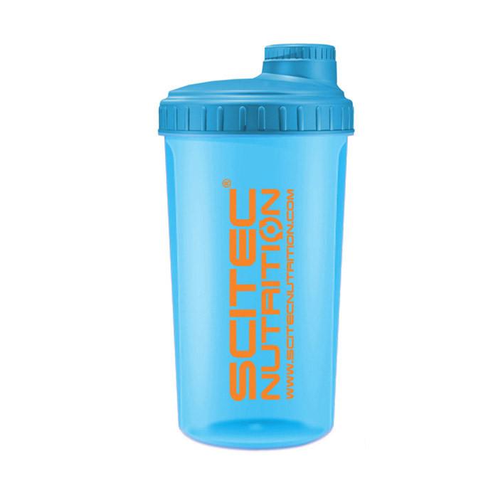 Шейкер Scitec Nutrition Shaker Scitec Nutrition NEON Blue 700 ml