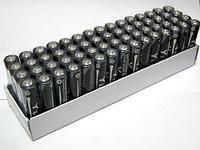 Батарейка TITANUM HEAVY DUTY R03P / AAA 1.5 V 40шт