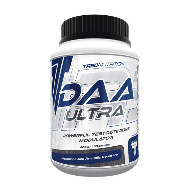 D-аспарагиновая кислота TREC nutrition DAA Ultra 400 g натуральный вкус