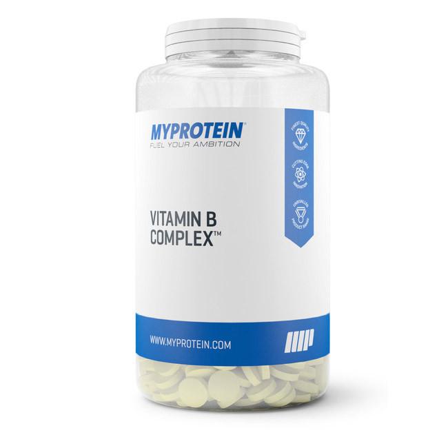 Витамин В комплекс MyProtein Vitamin B complex 120 tabs