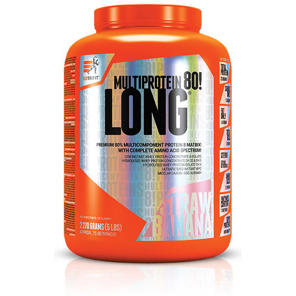 Extrifit Long 80 Multiprotein (2,27 kg)