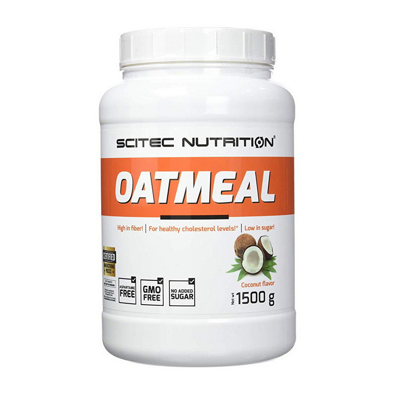Scitec Nutrition Oatmeal (1,5 kg)