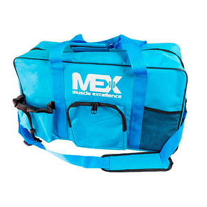 MEX GymFit Bag - Blue