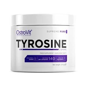 Тирозин OstroVit 100% Tyrosine 210 g натуральный вкус