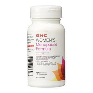 Менопауза комплекс для женщин GNC Women's Menopause Formula 30 caps