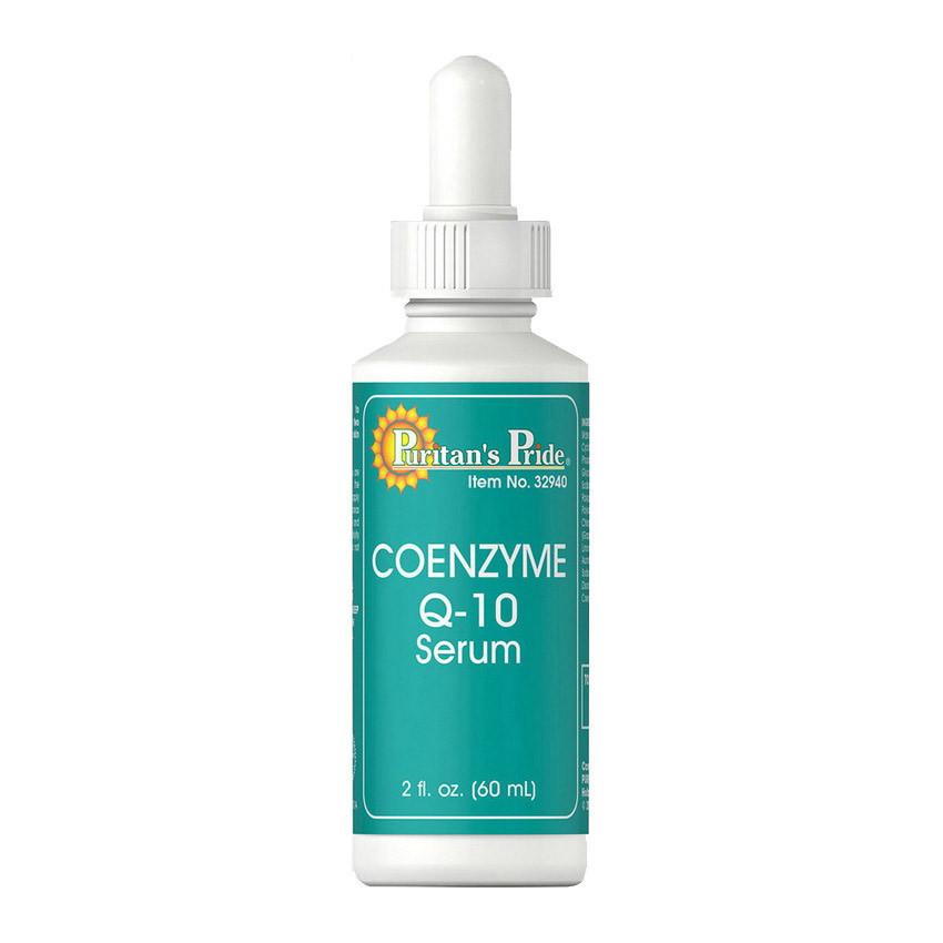 Жидкий Коэнзим Puritan's Pride Coenzyme Q-10 Serum 60 ml