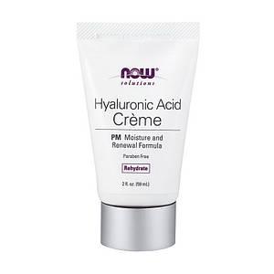 NOW Hyaluronic Acid Creme PM (59 ml)