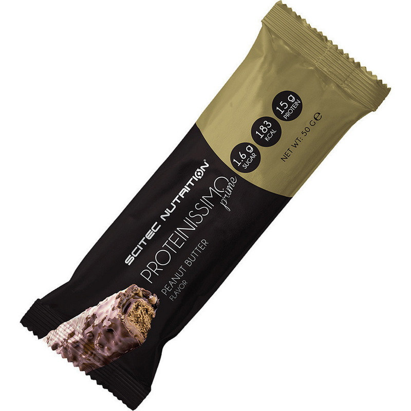 Протеиновый батончик Scitec Nutrition Proteinissimo Prime Bar  50 g