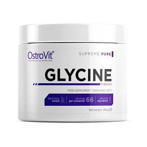 Глицин OstroVit Glycine 200 g натуральный вкус