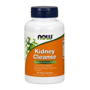 Мочегонное средство, травяное NOW Kidney Cleanse 90 veg caps