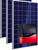 Комплект на 30кВт Інвертор PRIMEVOLT PV-30000 T-U + C & T SOLAR 280 ВТ -108 Шт