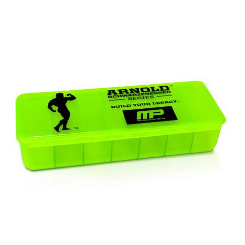 Органайзер для таблеток (таблетница) Muscle Pharm Arnold Series Pillbox Arnold Series