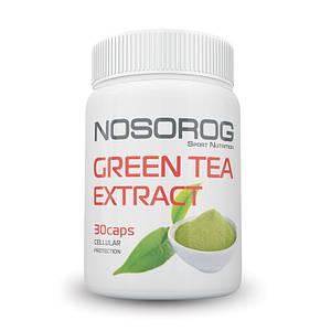 Экстракт зеленого чая NOSOROG Green Tea Extract (30 caps)