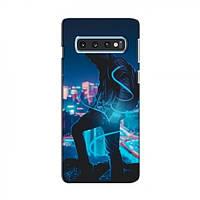 Чехол с печатью (Мода) для Samsung S10e (AlphaPrint) (Самсунг Самсунг s10e), фото 1