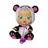 Cry Babies Интерактивная кукла пупс Плачущий младенец Пенди панда 98213 Pandy doll, фото 1