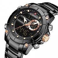 Мужские часы Force Gucci black