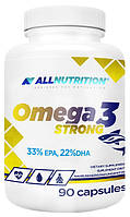 Omega 3 Strong All Nutrition (90 капс.)