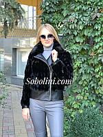Куртка женская из норки под заказ, фото 1