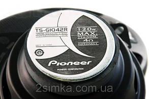 Pioneer TS-G1042R мощность 120W, фото 3