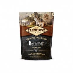 Корм Carnilove Adult Reindeer Карнілав Едалт Реіндер корм для собак з м'ясом північного оленя 1,5 кг