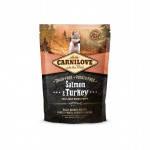 Корм Carnilove Puppy Salmon & Turkey Карнілав з лососем та індичкою для цуценят великих порід 1,5 кг