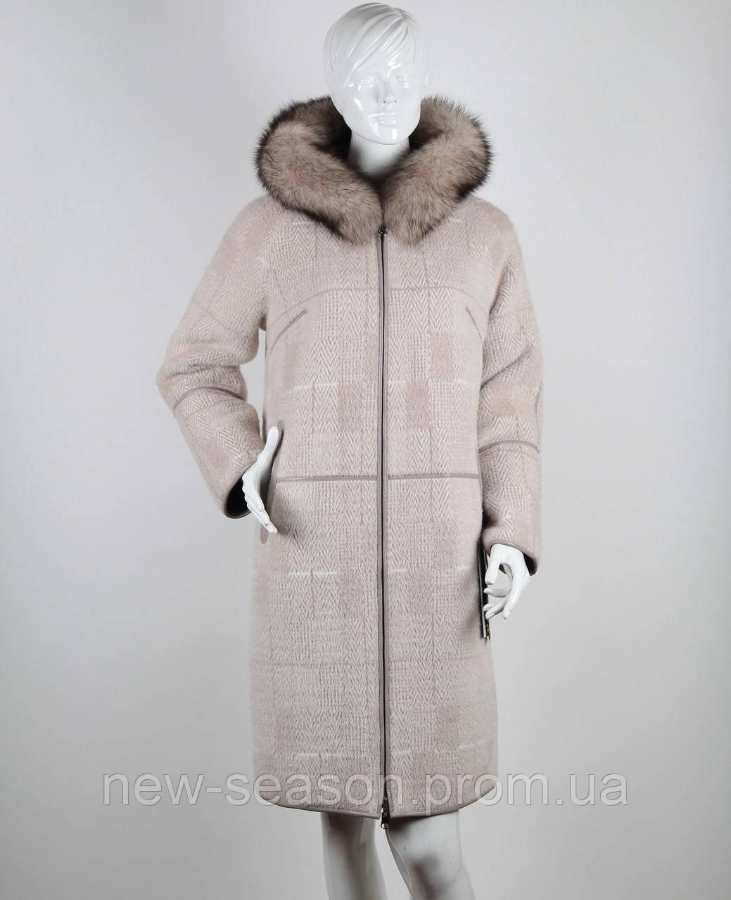 Двостороннє зимовий вовняне пальто LOSScidi YR9902