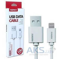 USB кабель REMAX Fast Charging Lightning Cable White