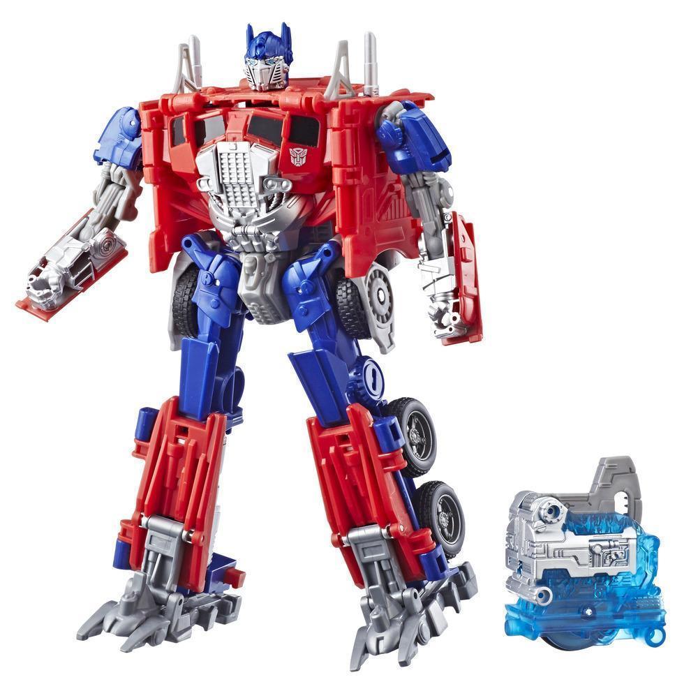 Трансформер Hasbro Transformers Заряд Энергона - Optimus Prime (E0700-E0754)