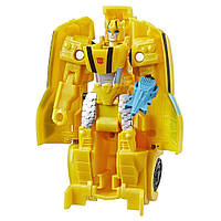 Трансформер Hasbro Transformers Кибервселенная Бамблбі (E3522-E3642), фото 1
